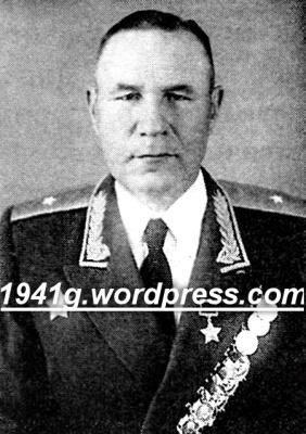 КАРИЖСКИЙ   ГригорийИванович(1895-1971)