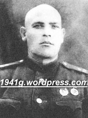 КУЛАКОВ  Теодор Сергеевич(1900-1943)