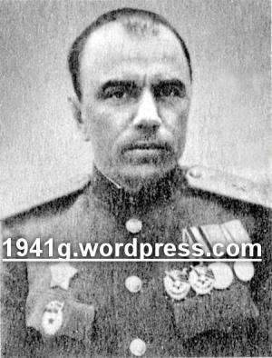 БЛИНОВ  Михаил Александрович(1909-1993)