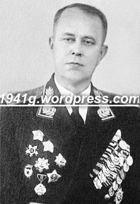 УШАКОВ  ВладимирАлексеевич(1903-1986)