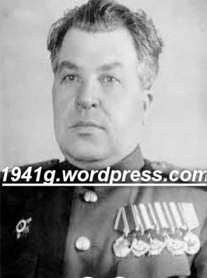 ЮДИНЦЕВ  Иван   Семенович(1894-1965)